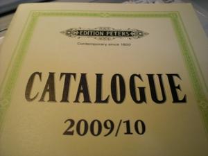 Catalogue200910
