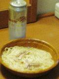 御堂筋の夕食