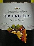 TURNING LEAF PINOT NOIR 2002