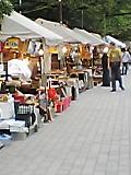 うえの夏祭骨董市 2007