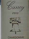 CANEY CHARDONNAY 2003
