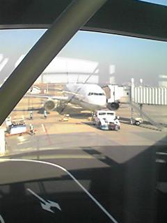 羽田空港68番搭乗口
